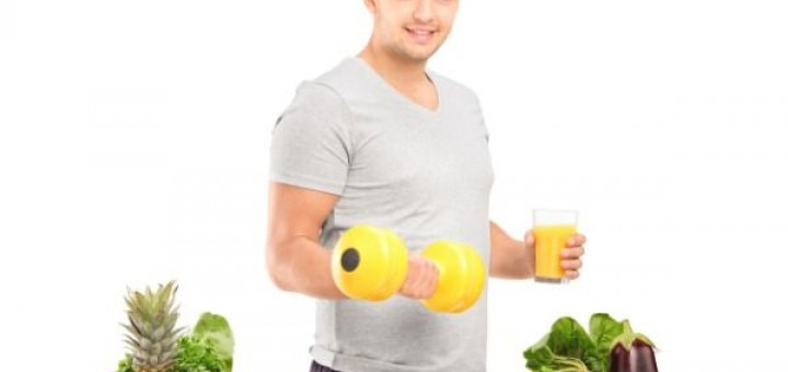 man with healthy juice 2