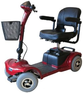 red Scooters